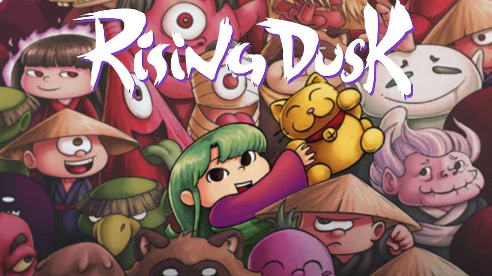 Rising Dusk